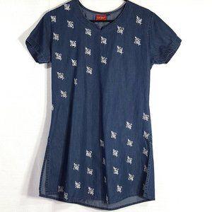 La Fille Denim Dress (Girls)